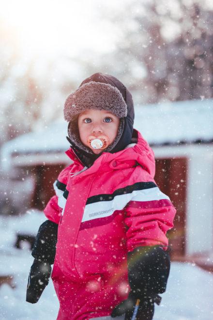 Vinterjakker til de mindste – derfor er kvaliteten vigtig